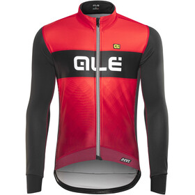 Alé Cycling R-EV1 Rumbles Jacket Men Black-Red